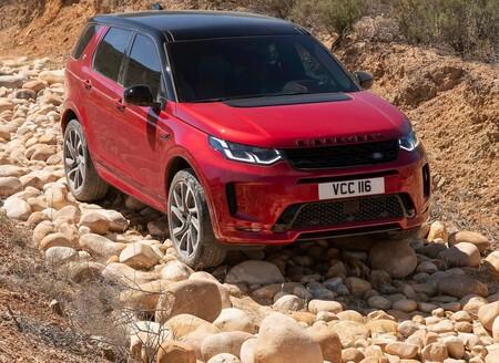 Land Rover estrenará nueva plataforma eléctrica para Evoque, Discovery Sport y Velar