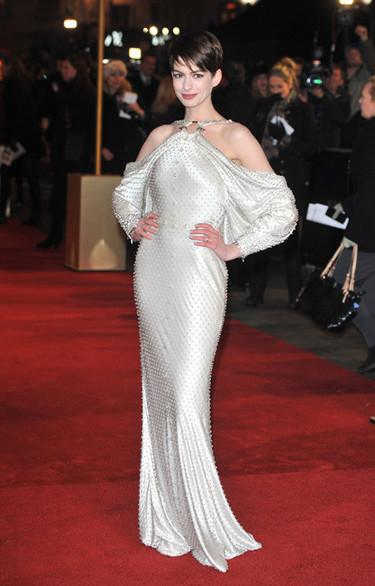 Anne Hathaway, ¡no nos des estos sustos!