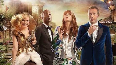 """""""Sólo Dios sabe"""" cómo ha reunido a tantas estrellas la BBC con fines benéficos"""