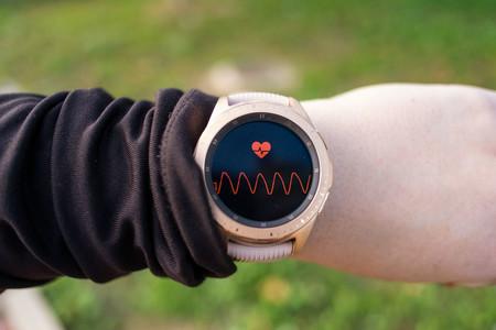 Samsung Galaxy Watch Ecg