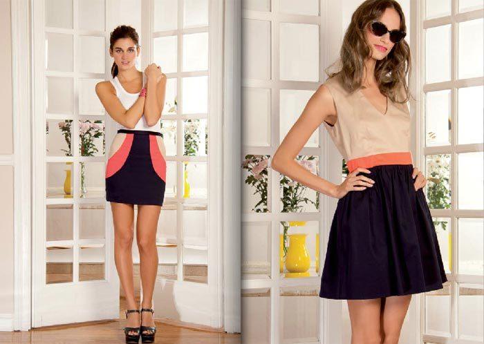 Foto de El estilo coqueto de Dolores Promesas en su catálogo Primavera-Verano 2012 (7/9)