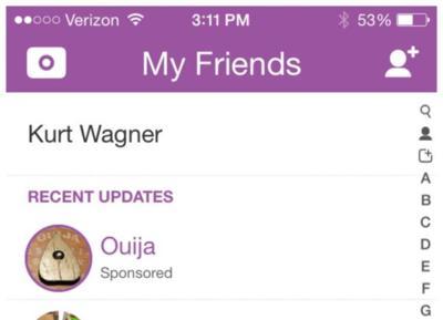Snapchat empieza a monetizar su servicio con anuncios que puedes ver... o no
