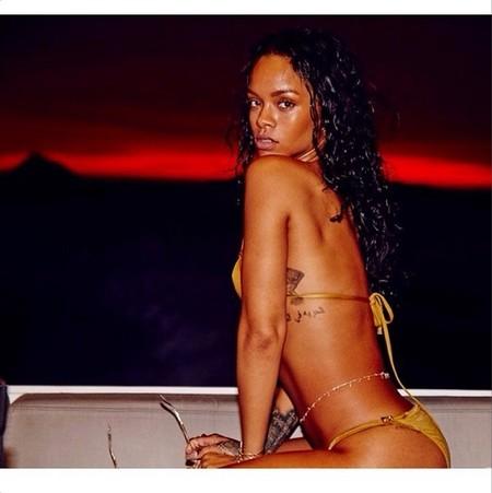 Rihanna moreneando en Brasil: otras 40 fotos en Instagram
