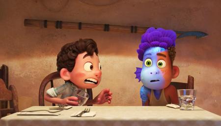 Disney•Pixar presenta el nuevo tráiler de 'Luca', su próxima película sobre la amistad ambientada en la costa italiana