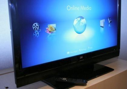 HDTV 2.0: compra de películas directamente desde el televisor HP