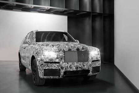 ¡Permanece atento! Desde hoy te podrás cruzar por la calle con el prototipo de Rolls-Royce todoterreno