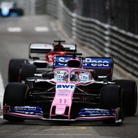 La falta de seguridad en Mónaco: los motivos por los que Sergio Pérez casi atropella a dos comisarios de Fórmula 1