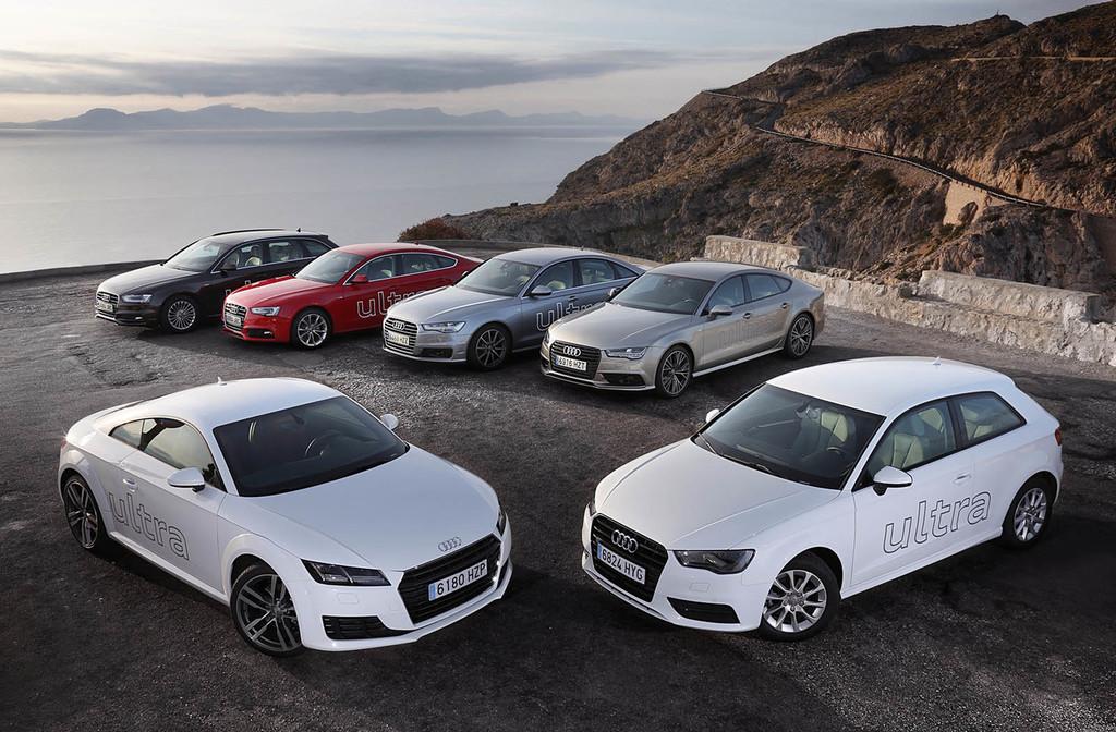 gama Audi adiós diseño repetitivo