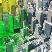Comprueba cuánto cambian las ciudades gracias a la inteligencia artificial