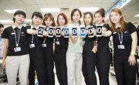 Samsung coloca en el mercado veinte millones de Samsung Galaxy SIII