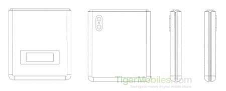 Smartphone Plegable Xiaomi Razr 2