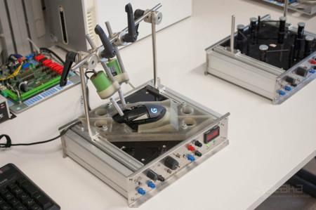 Logitech Testing labs