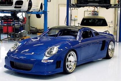 El preparador 9ff intentará batir el récord de velocidad del Bugatti Veyron