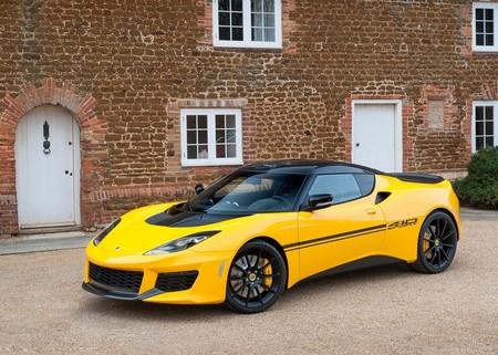 Las escasas unidades del Lotus Evora vendidas en EE. UU. son llamadas a revisión