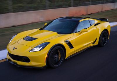 Un Corvette Z06 2015 visita el taller con menos de 1.500 km en el odómetro