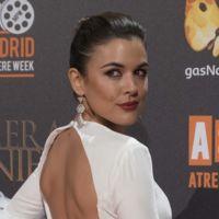 Adriana Ugarte radiante en el estreno de 'Palmeras en la Nieve'