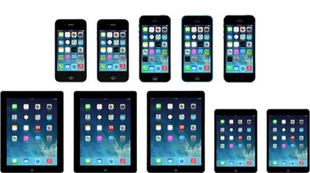ios 7 apple iphone ipad