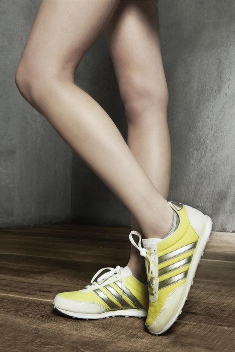 Oysho for Adidas Primavera-Verano 2012: perfecta para ir al gym