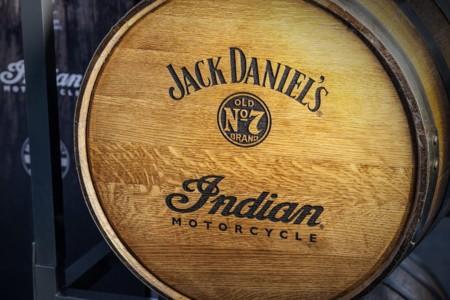 Indian Jack Daniels Chief Vintage 08