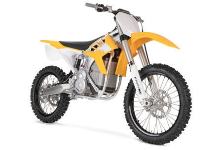 Alta Motors Redshift Mx 44