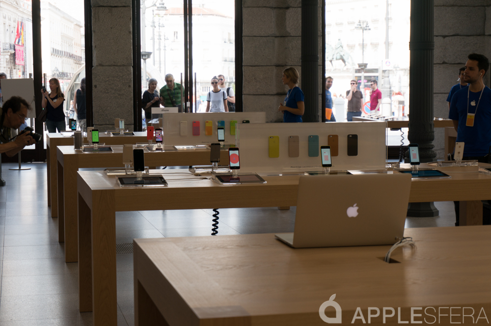 Foto de Apple Store, Puerta del Sol (31/92)
