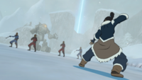 The Legend of Korra, primeras impresiones