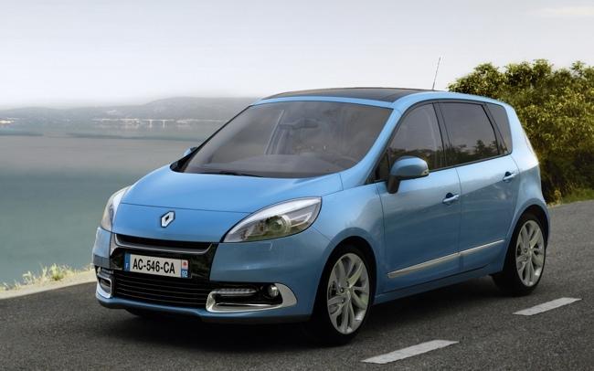 Renault Scénic 2012 07