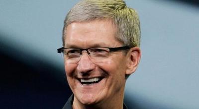 iOS y Android es como comparar la noche y el día: Tim Cook