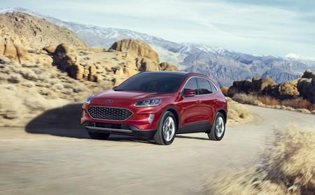 Ford Escape 2020: Precios, versiones y equipamiento en México