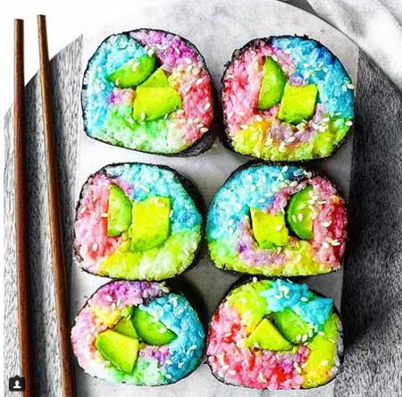 Rainbow Sushi 4