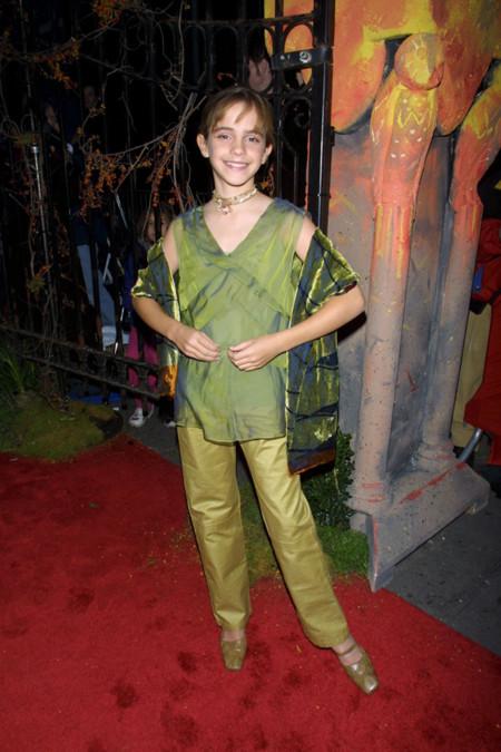 Una joven Hermione