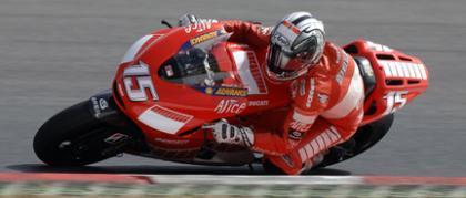 Sete volverá a subirse a la Ducati hoy en Mugello