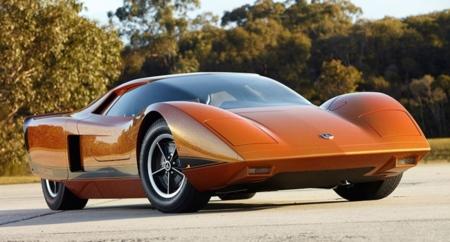 El prototipo de Holden y el Porsche desconocido. Rueda por Twitter (76)