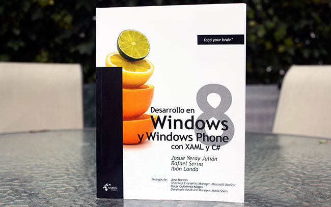 Desarrollo en Windows 8 y Windows Phone 8 con XAML y C#, análisis del libro