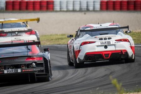 Toyota Gr Supra 24 Horas Nurburgring 7