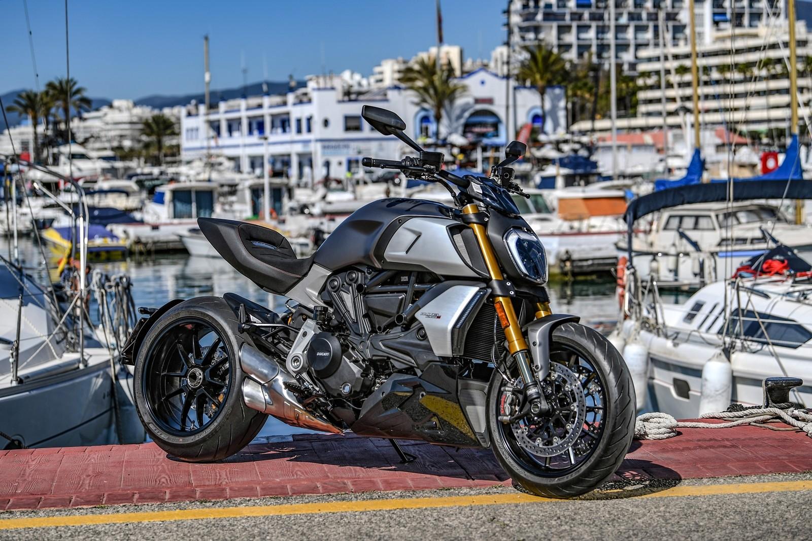Foto de Ducati Diavel 1260 S 2019, prueba (24/59)