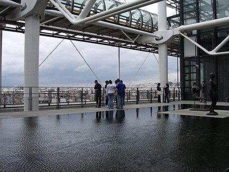 Las mejores vistas de Paris: Centro Pompidou