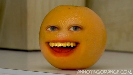 'Annoying Orange' salta de YouTube a la televisión