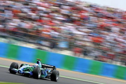 Honda Racing F1 respira un poquito después de Magny Cours