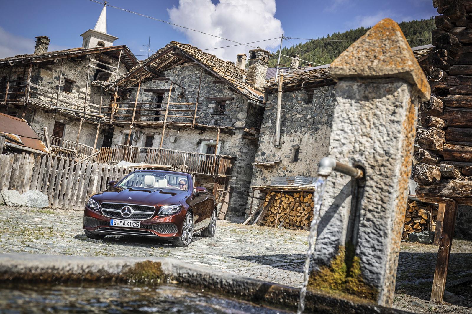 Foto de Mercedes-Benz Clase E Cabrio, toma de contacto (37/156)