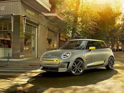 BMW fabricará el Mini eléctrico en China con la ayuda de Great Wall