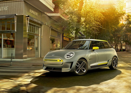 BMW fabricará el Mini eléctrico en China con la ayuda de Great Wall