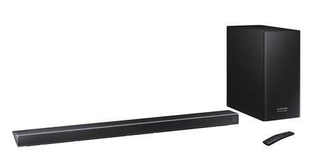 Samsung renueva su gama media de barras de sonido con dos nuevos modelos diseñados en colaboración con Harman Kardon