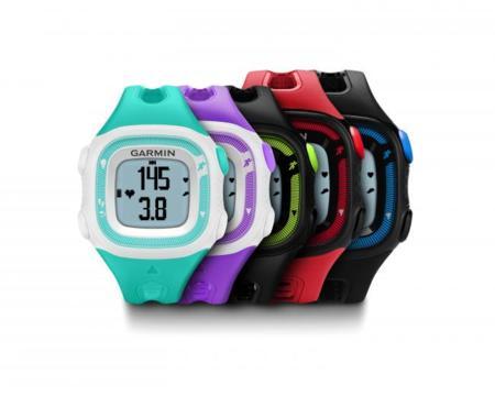 Garmin Forerunner 15: la lógica se impone en este nuevo reloj deportivo que cuantifica