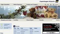 Los 10 mejores sitios web de aeropuertos