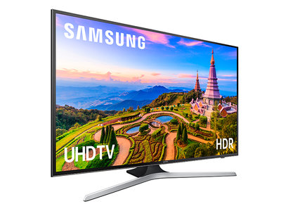 Oferta Flash: Smart TV Samsung de 40 pulgadas, con resolución 4K, por 448,99 euros