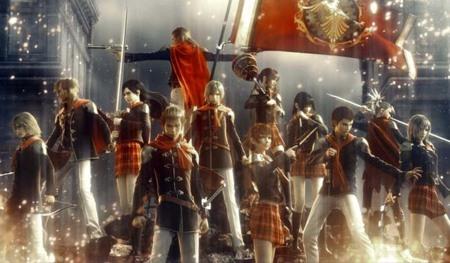 Final Fantasy Type-0 por fin llega a nuestro territorio, en alta definición y con un demo de Final Fantasy XV