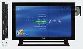Televisor y PC, todo en uno