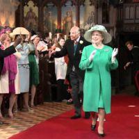 ¿Y si... los invitados a la boda real hubieran entrado bailando?