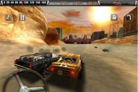 Race After 1977, carreras de coches salvajes y post-apocalípticas para iOS